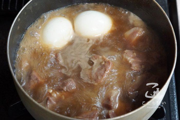 ベトナム風豚の角煮の作り方の手順3