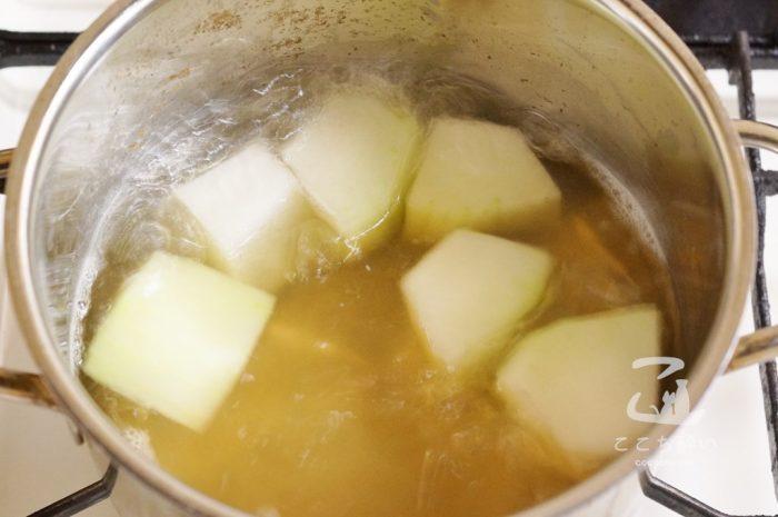 冷やしおでんの作り方の手順2