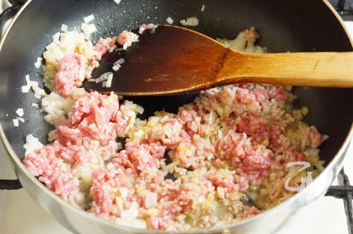 坦々もやしサラダの作り方の手順2